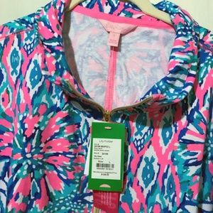 Lilly Pulitzer Tops - lilly pulitzer NWT dee dee swing jacket 